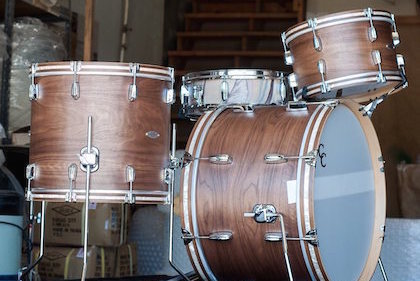 C&C Drums - Player Date - Custom