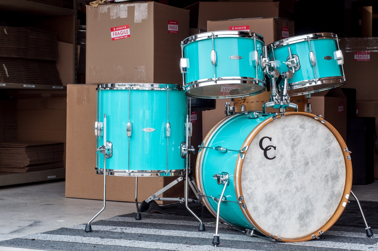 C&C Drums - Player Date Europe - Toms