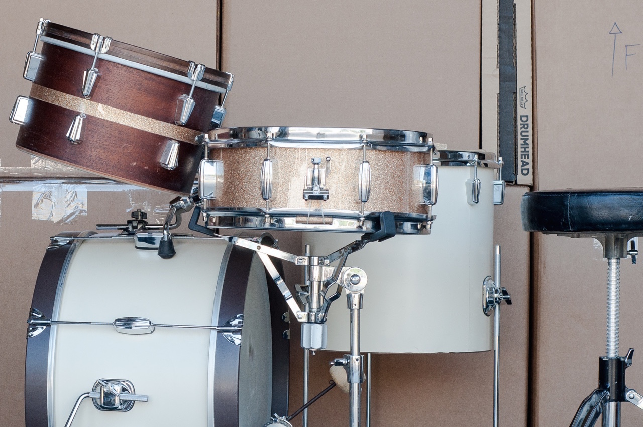 C&C Drums - Player Date - Your own configuration