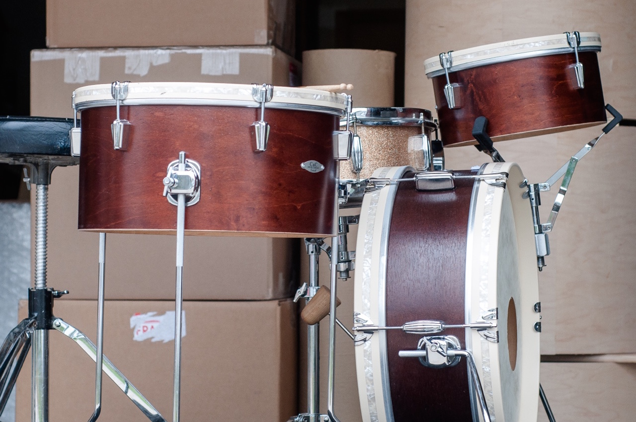 C&C Drums - Player Date - Special Sizes