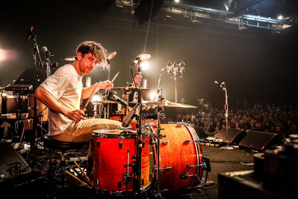 C&C Drums Europe - Beatsteaks