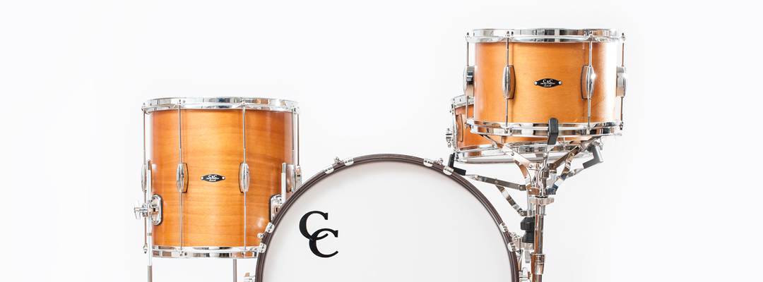 C&C Drums Europe - Player Date Big Beat - Honey