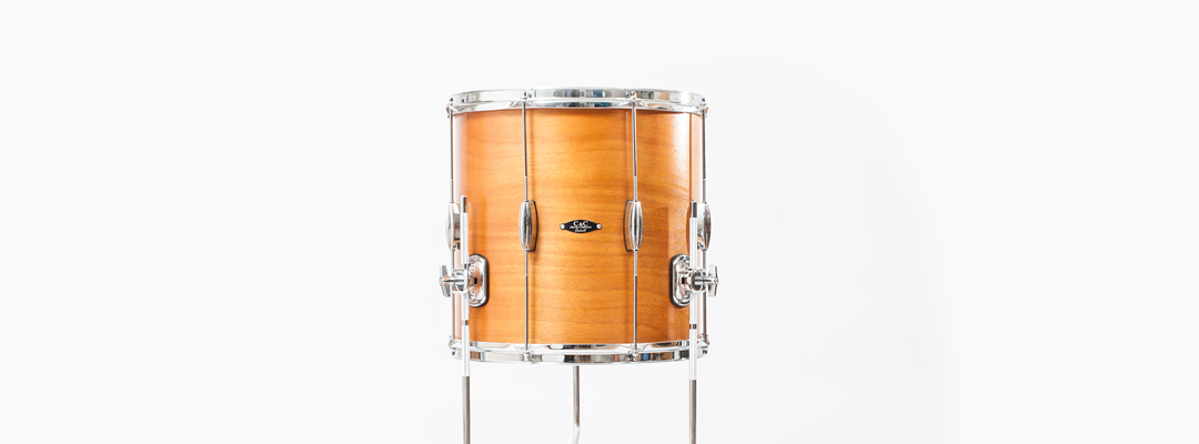 C&C Drums Europe - Player Date Floor Tom - Honey