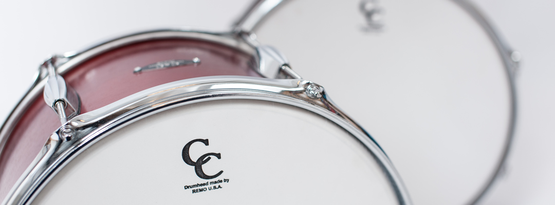 C&C Drums Europe - Player Date Snare Drums - Mahogany