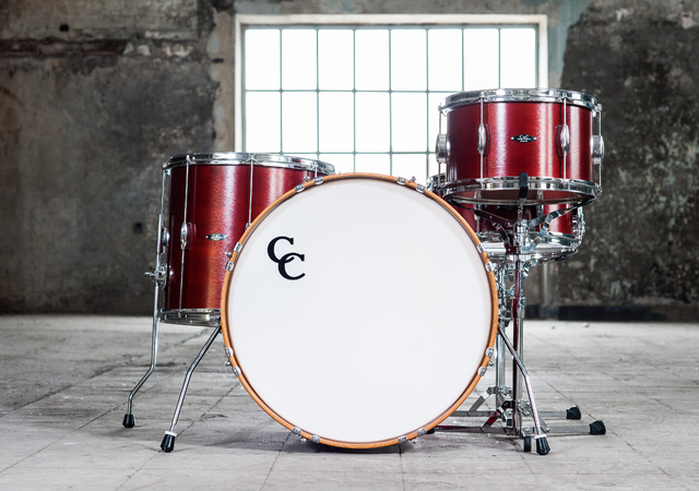 C&C Drums Europe - Player Date Big Beat Mahogany